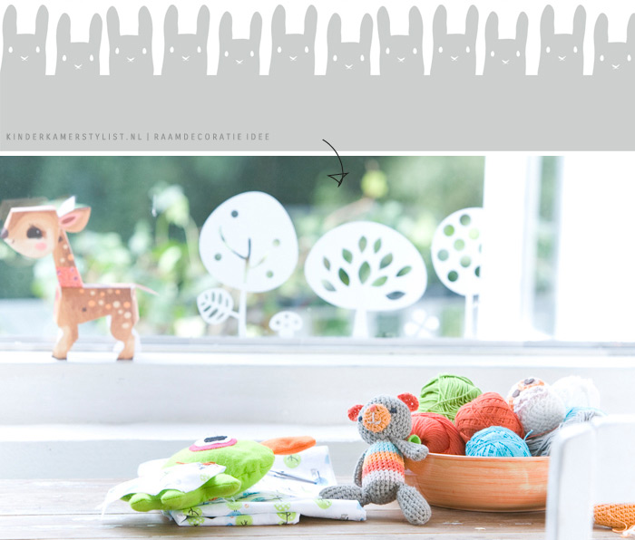 raam decoratie babykamer � cartoonboxinfo