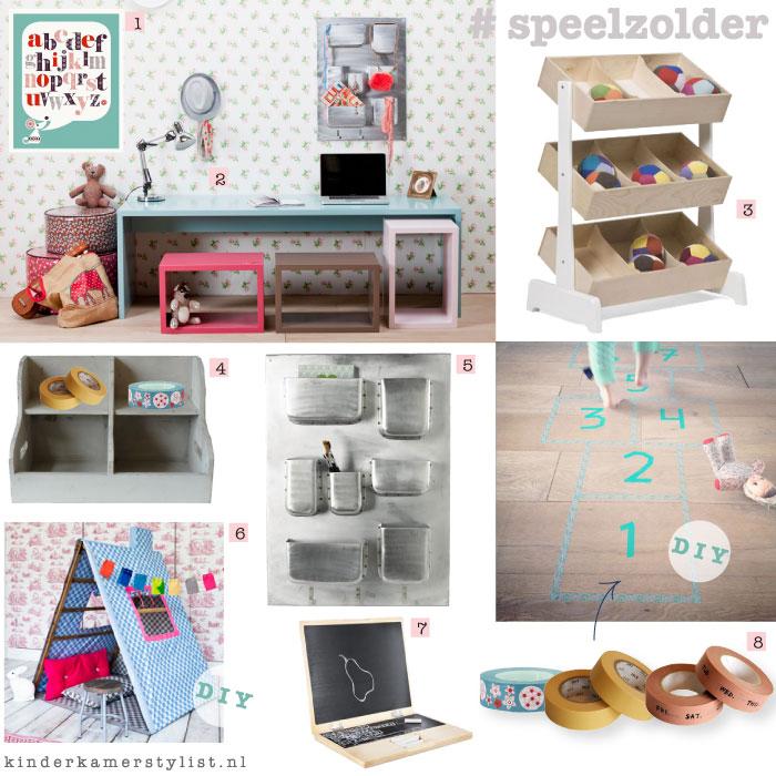 Ikea Speelgoed Keuken Marktplaats : Hoe richt je de speelzolder in