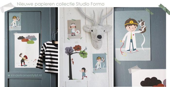 Lamp Babykamer Goedkoop : nieuwe papieren collectie bestaat uit 2 ...