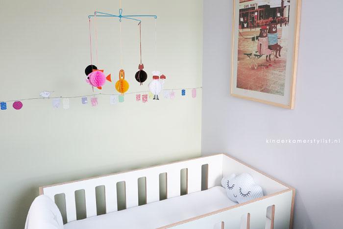 Babykamer kinderkamerstylist for Idee deco slaapkamer baby jongen
