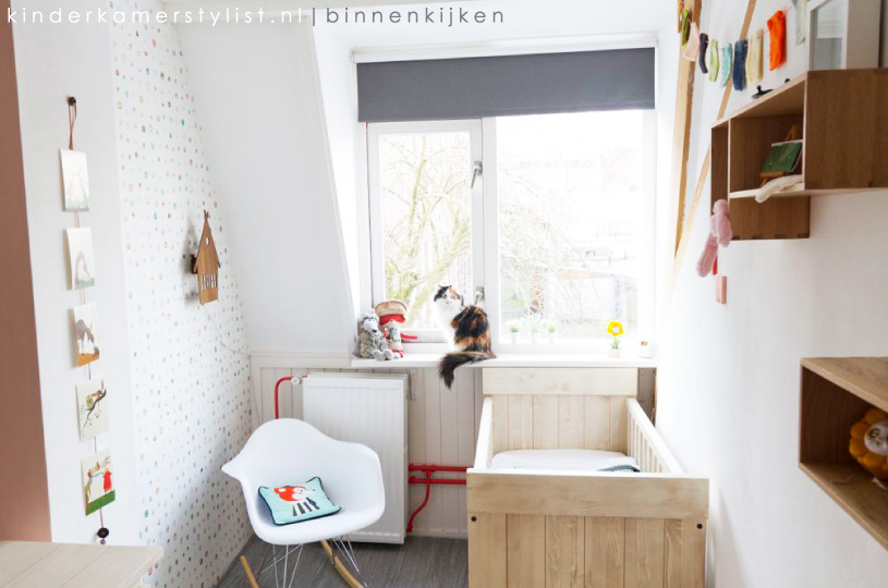 Basic kinderkamerstylist