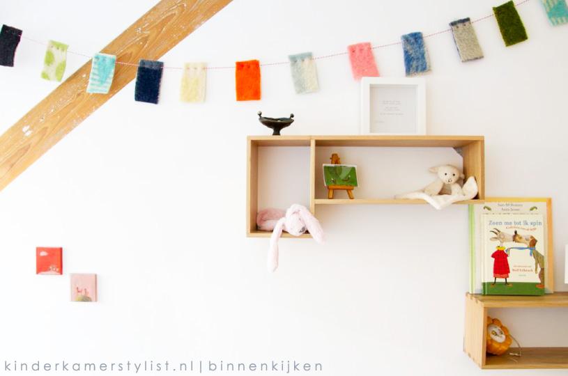 Gordijnen kinderkamerstylist - Kleur van slaapkamer meisje ...