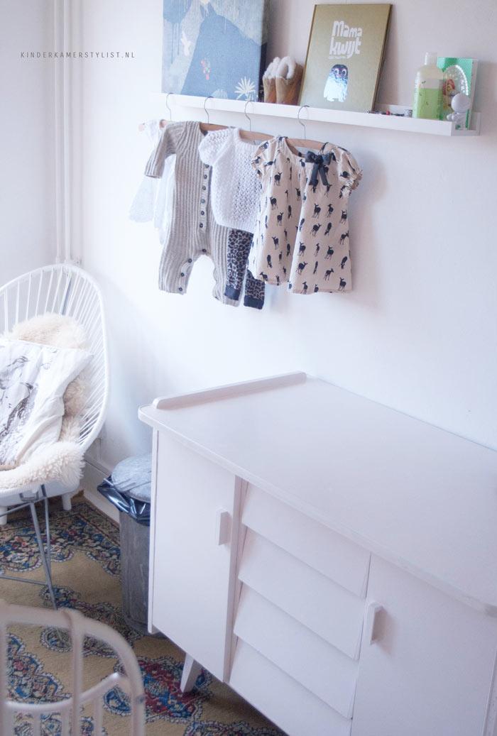 Baby kamer meisje restored marijke kinderkamerstylist - Baby meisje slaapkamer foto ...