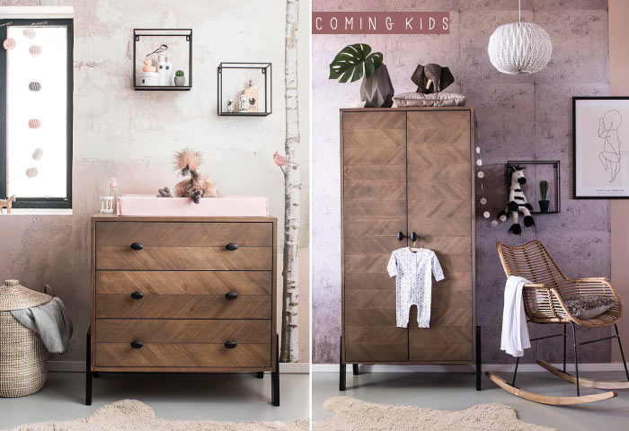 Coming Kids babykamer