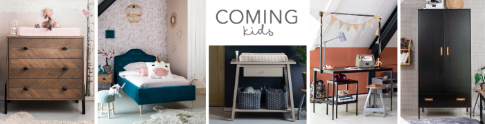 Coming Kids kinderkamer merk