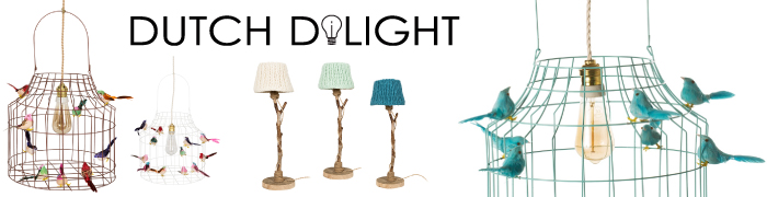 Dutch Dilight hanglamp kinderkamer