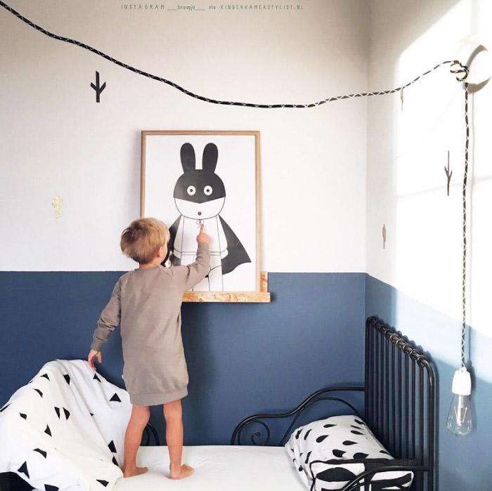 Jongenskamer | Kinderkamerstylist