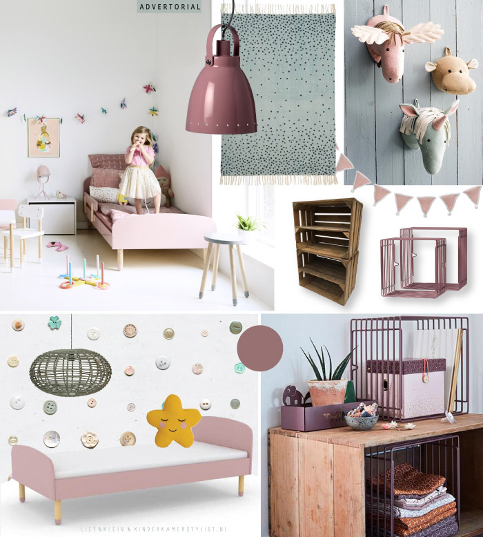 Kinderkamer inspiratie Lief en Klein   Kinderkamerstylist