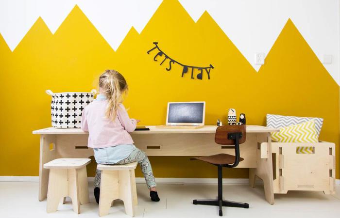 Stijlvolle Speeltafel Kinderkamer : Speelhoek kinderkamerstylist