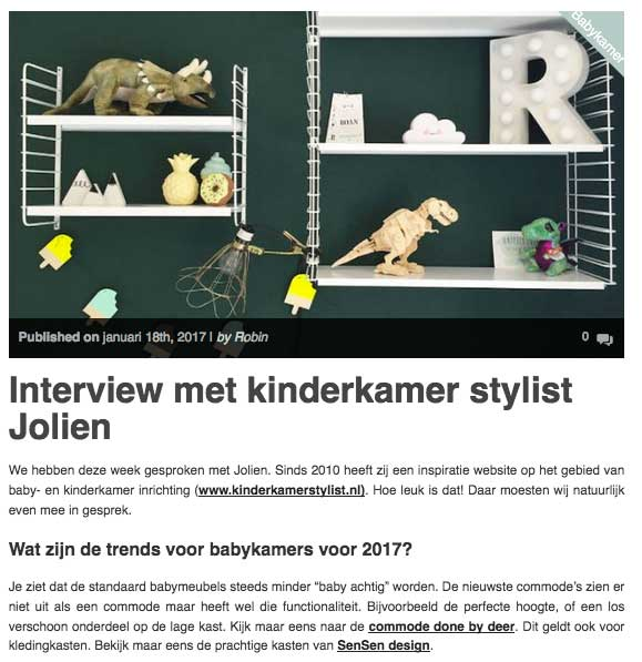 interview kinderkamerstylist 2017