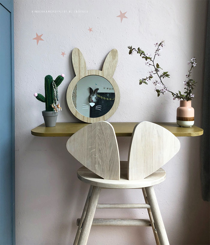 Mouse Chair NoFred en Kinderkamerstylist.nl