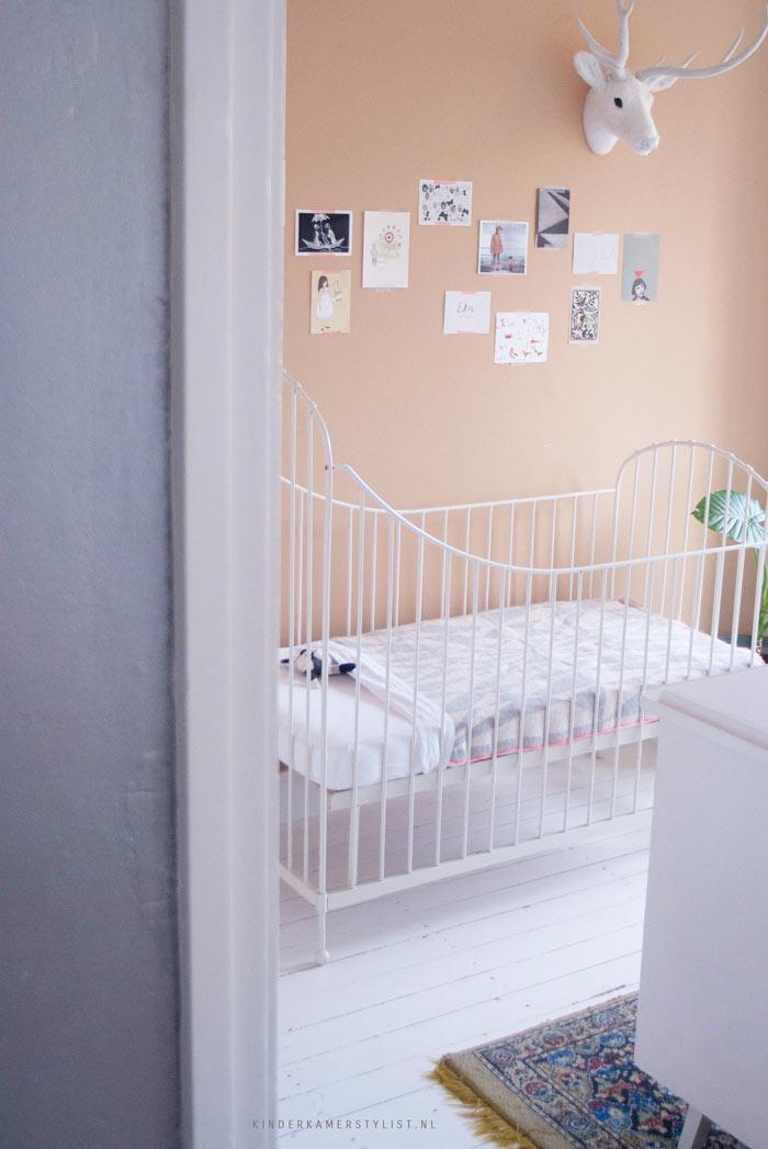 Tweedehands Baby Kamers.Ledikant Kinderkamerstylist