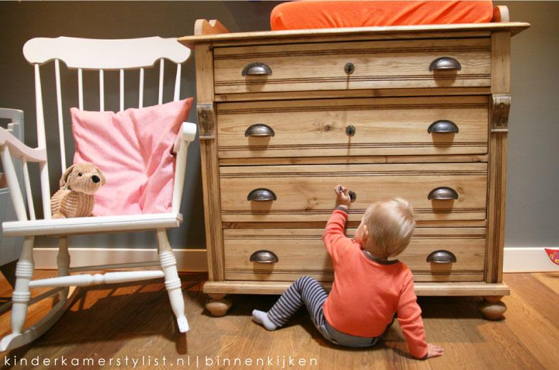 Exclusief Goedkope Babykamer : Retro kinderkamerstylist