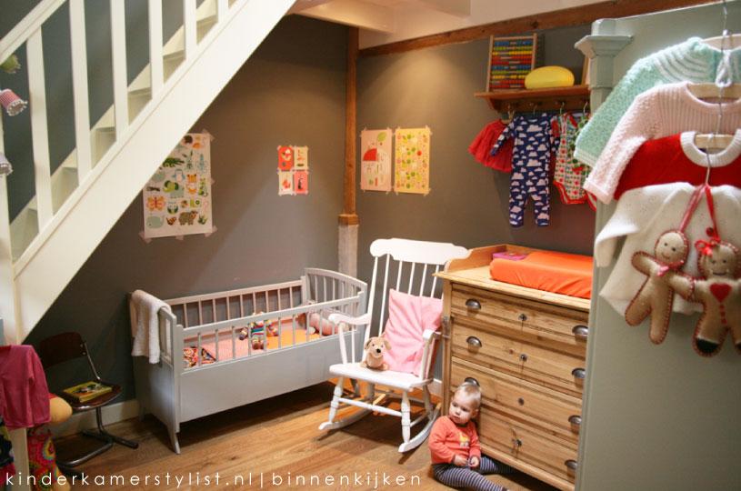 Babykamer Daphne Stijlen : Meisjeskamer kinderkamerstylist