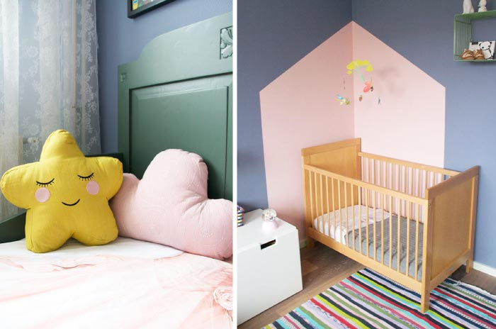 Kinderkamers kinderkamerstylist - Kinderkamer kleur ...