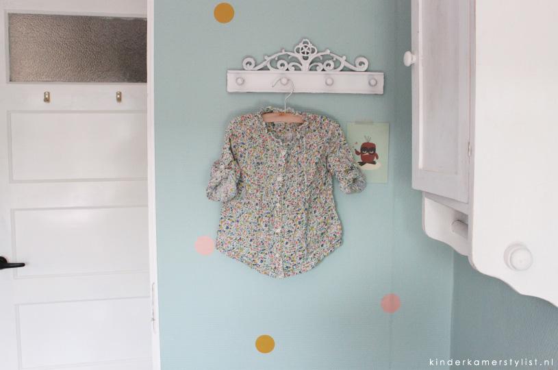 Behang Kinderkamer Vogeltjes : Portfolio Kinderkamer en Babykamer ...