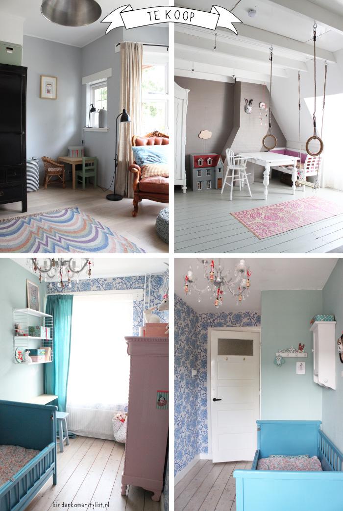 Blog kinderkamer en babykamer inspiratie - Meisjes kamer jaar ...