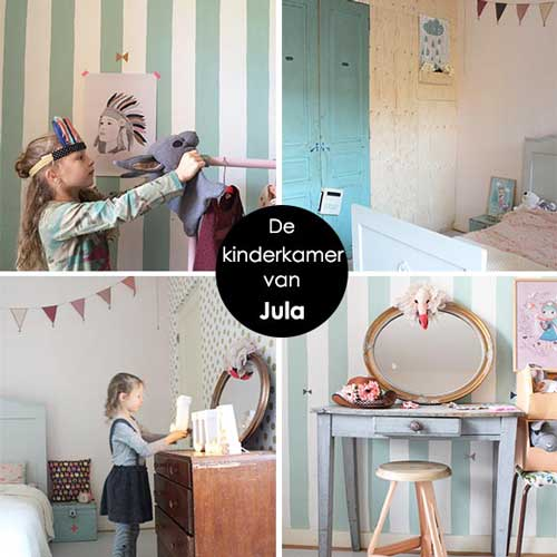 Kinderkamerstylist in de media lady lemonade