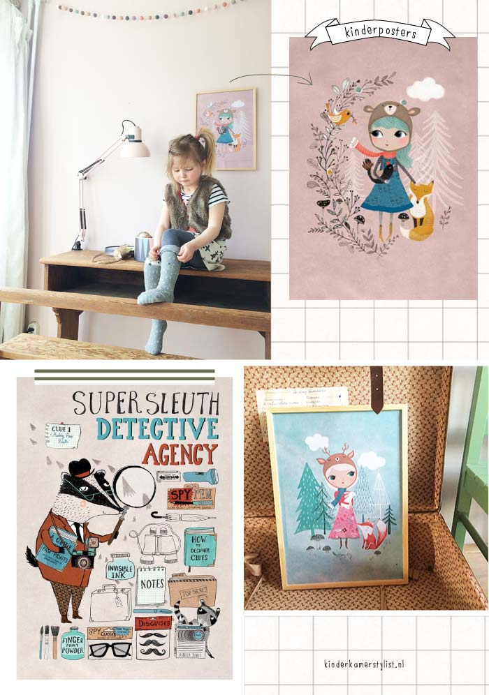kinderposters