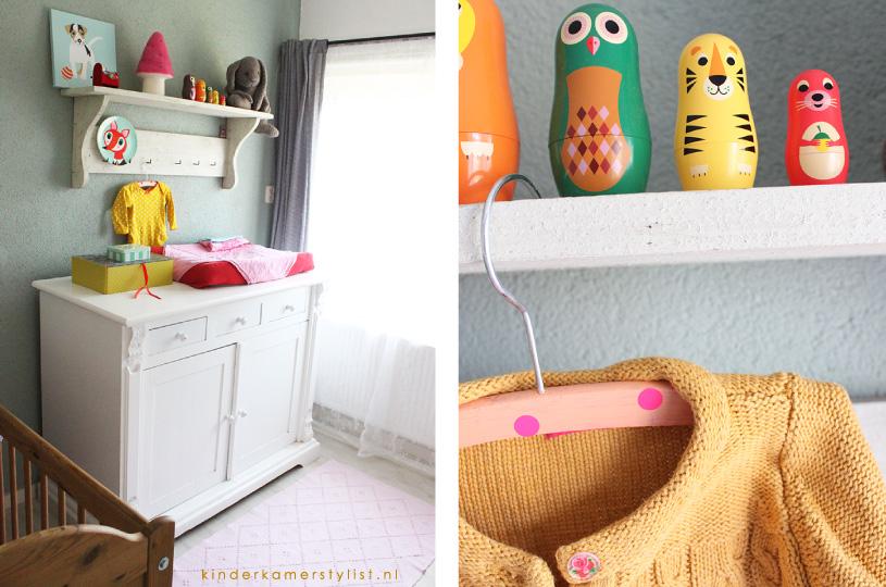 Kleuren Voor Babykamer : Babykamer tour babyhuis wierdsma sneek
