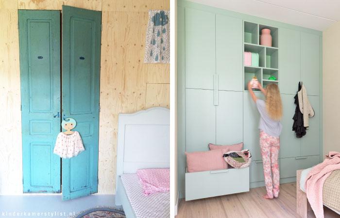 Kinderkamer hout beste inspiratie voor interieur design en meubels idee n - Zin babykamer ...