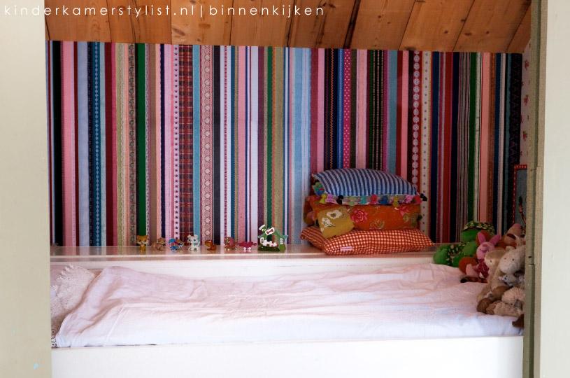 Behang Kinderkamer Regenboog : Kleurrijk kinderkamerstylist