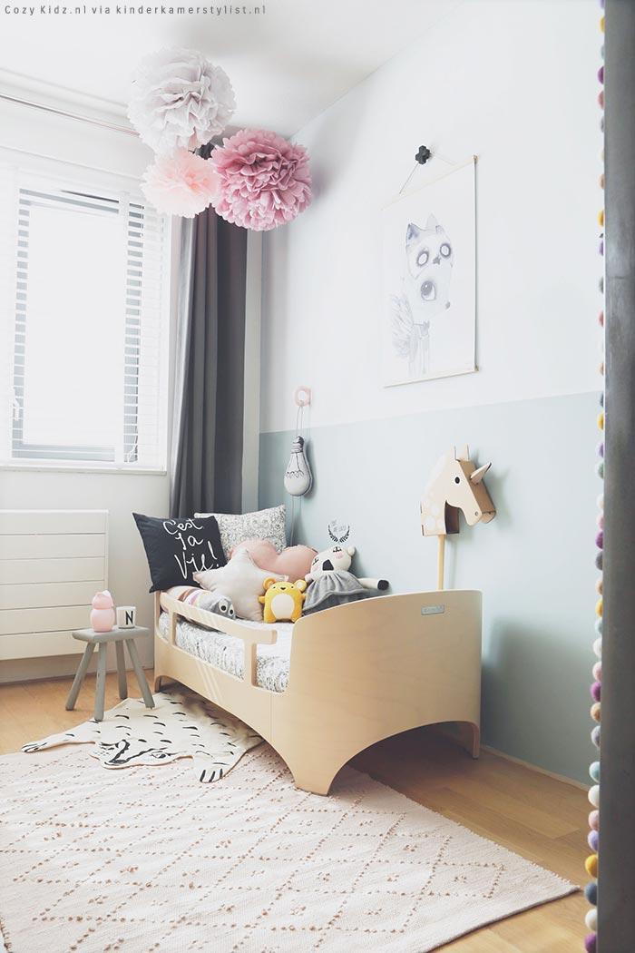 Peuterkamer meisje kinderkamerstylist - Deco slaapkamer meisje jaar ...