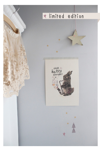 poster kinderkamerstylist limited edition