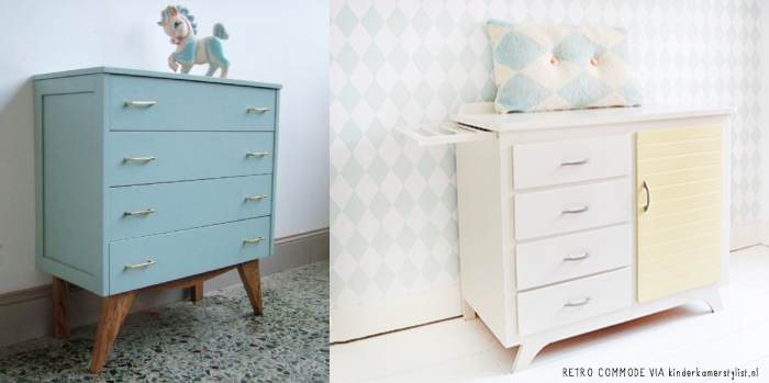 Commode : Kinderkamerstylist