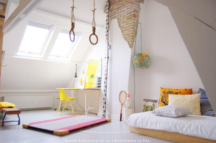 Slaapkamer meisjes ideeen for - Slaapkamer van een meisje ...