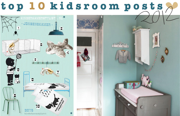 Linker afbeelding is nr. 3 Kinderkamer idee jongens top 10 in de top ...